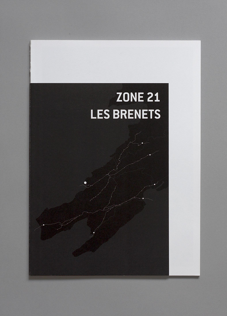 Les Brenets - Diploma, graphic design, book