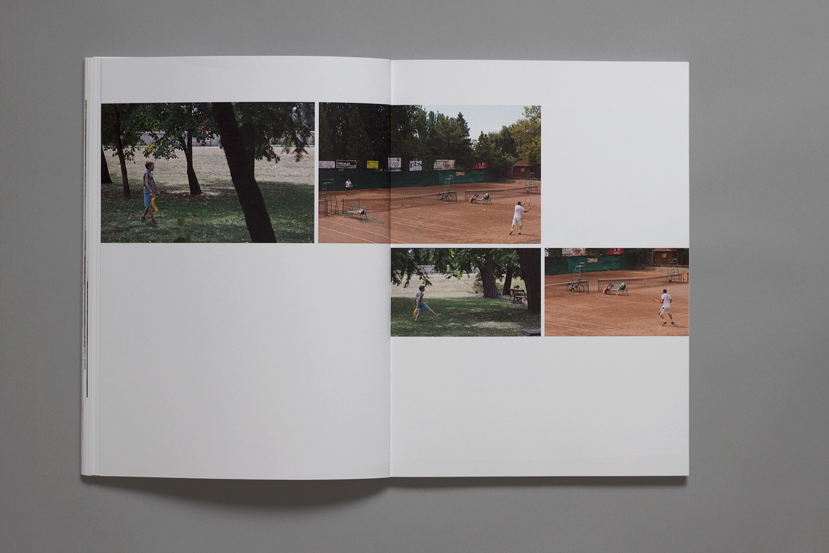 Study trip, book, Győr, tennis court, player, kid